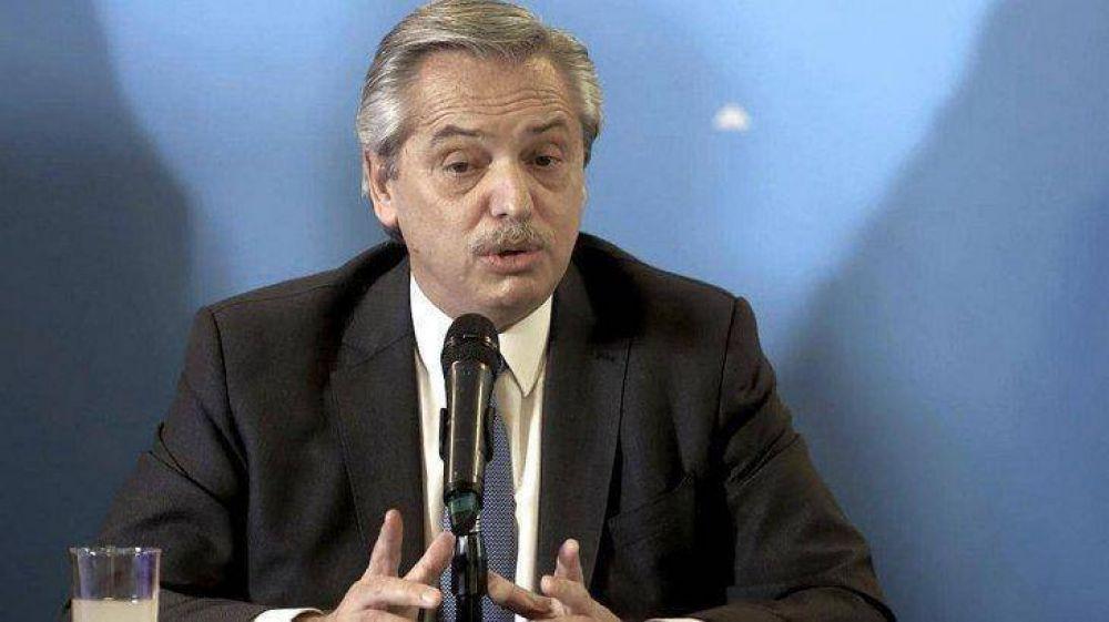 Alberto Fernández recibió a Moyano