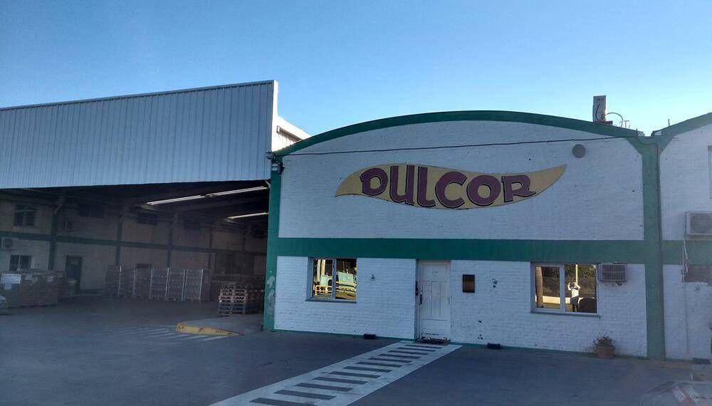 Trabajadores de Dulcor bloquearon el ingreso a la planta