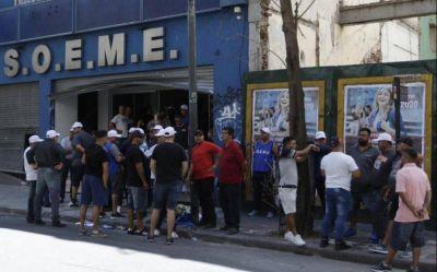 Una patota atacó la sede de SOEME: ¿Los fondos que acumuló el sindicato motivo de la disputa?