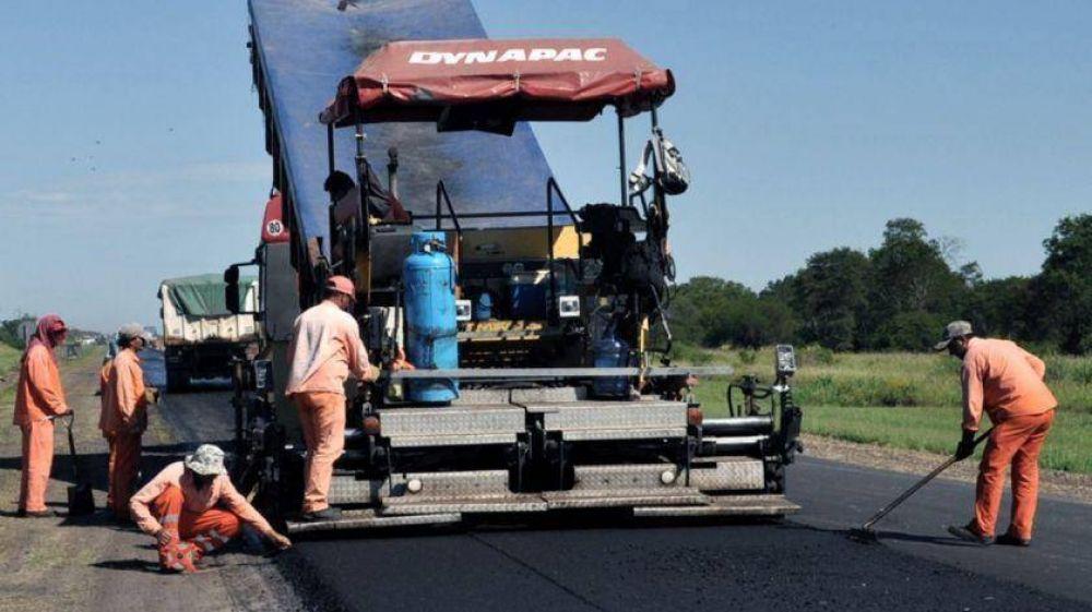 El Gobierno denuncia que Macri dejó el 75% de las obras viales paralizadas