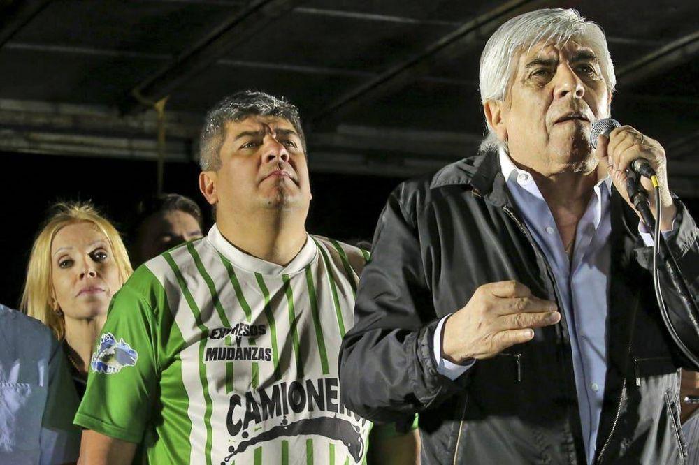 La crisis de Independiente sacude las bases del poder de los Moyano