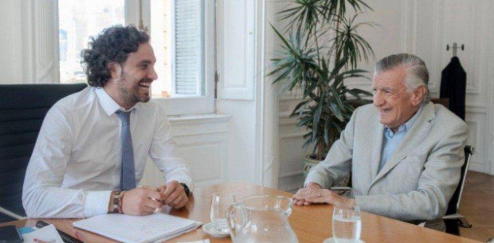 Con Alberto Fernández autoexcluido, Gioja y Capitanich van por la presidencia del PJ