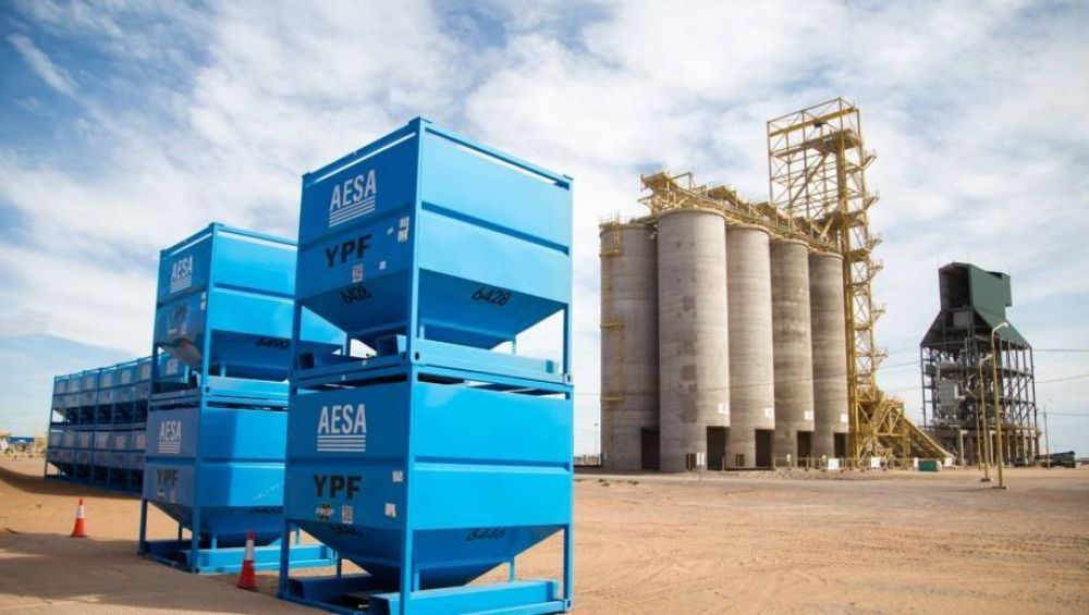 Neuquén: Petroleros privados paralizan la planta de arena de YPF
