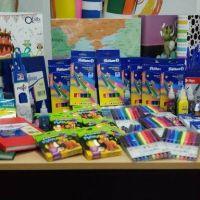 Entregan los kits escolares del Sindicato de Empleados de Comercio
