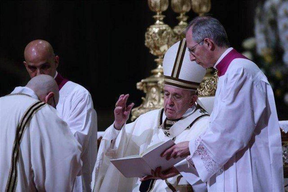 Una decisión que apunta a mantener la unidad de la Iglesia