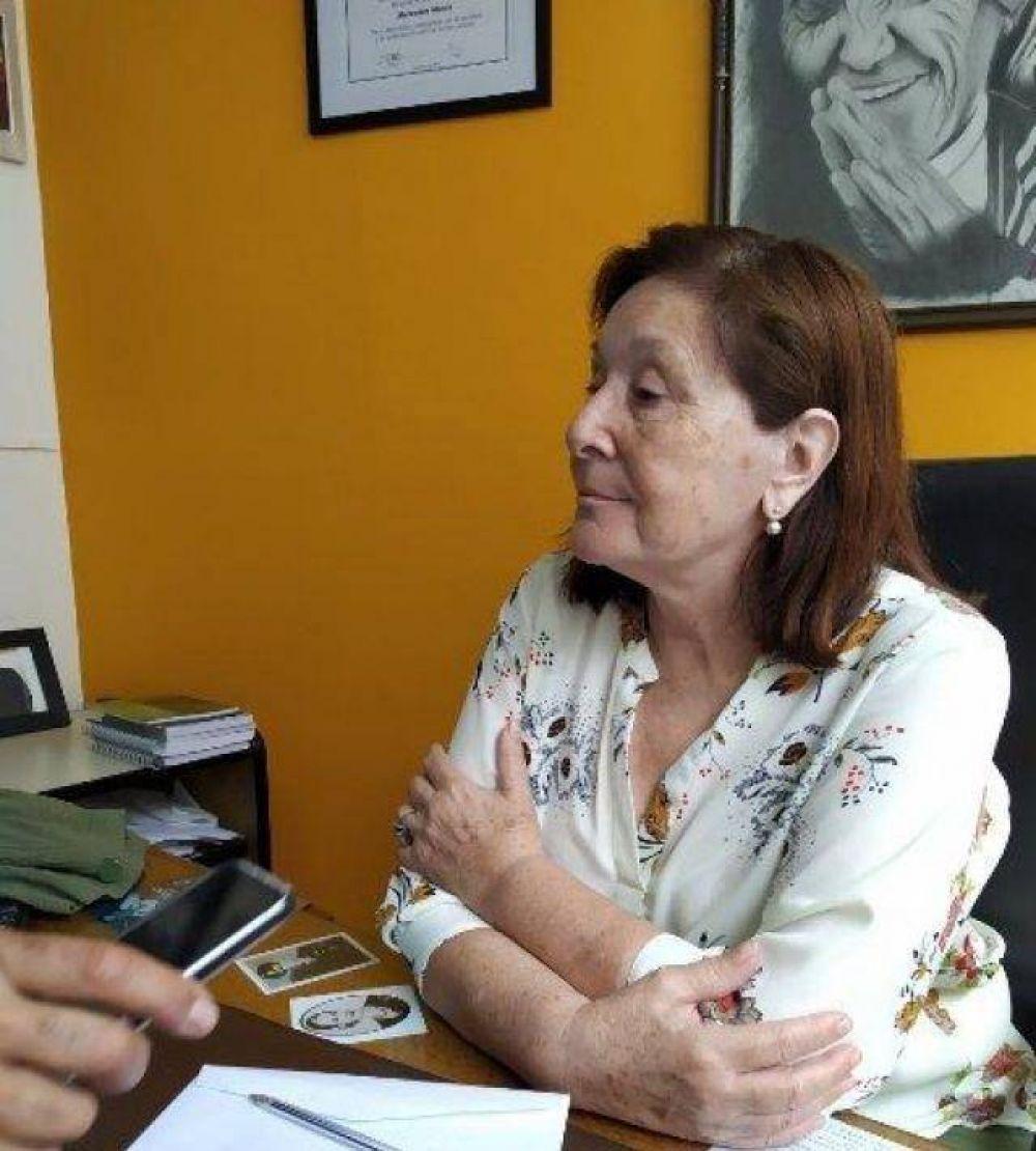 Mercedes Morro da su voto de confianza al gobierno de Montenegro