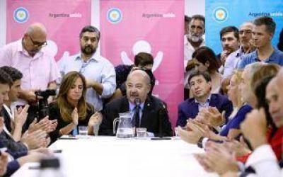 Tarjeta AlimentAr en La Plata y la región capital: Presentaron un Consejo contra el hambre