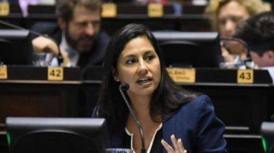 """Débora Indarte: """"Hay que discutir en la Legislatura, que es donde se pueden tomar decisiones"""""""