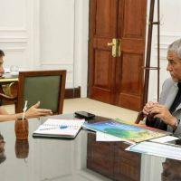 Ferraresi se reunió con Kicillof para planificar una agenda de trabajo conjunto