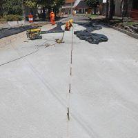 Nuevos pavimentos para González Catán y obras de bacheo para Ramos Mejía