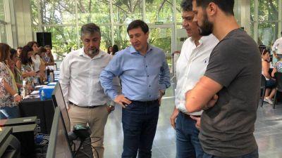Arroyo: «Habrá 14 millones de pesos que antes no estaban que moverán la economía de Vicente López»