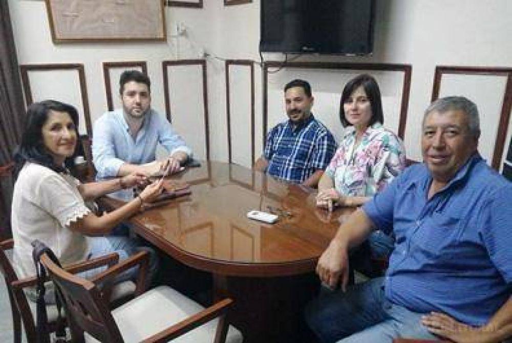 El RENATRE analizó diversos temas con la Dirección de Trabajo de la Provincia de Corrientes