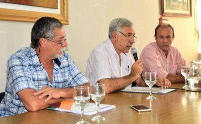 Basura: avanzan las gestiones para la construcción de un complejo ambiental en Goya