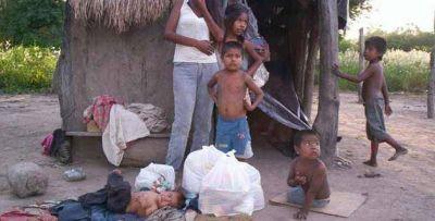La Pastoral Aborigen pide acciones concretas ante la realidad de la desnutrición