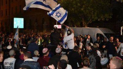Marcha en Jerusalem reclama soberanía en Judea y Samaria