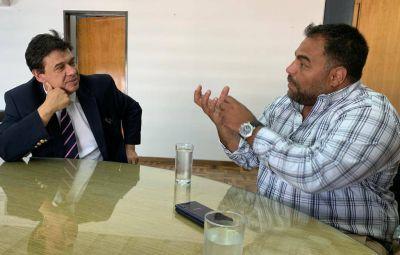 Intensa ronda de reuniones de ATEPSA con funcionarios del Gobierno, para encontrar soluciones a los problemas de la seguridad aérea