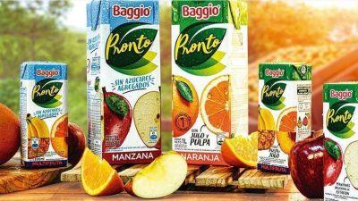 La guerra del jugo Baggio: allanaron la empresa y recrudece la interna familiar por USD 7 millones que desaparecieron en Hong Kong
