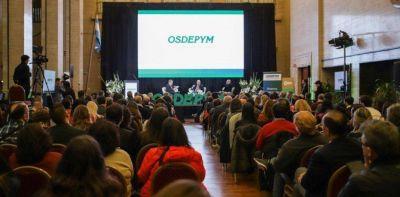 Las nuevas autoridades de OSDEPYM asumirán en marzo