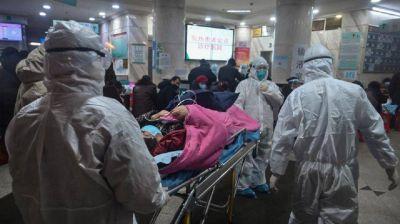 Parte del 15 de febrero de 2020 de coronavirus: 143 nuevos muertos