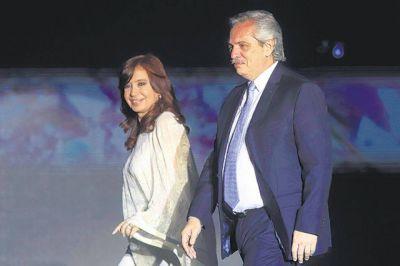 El sueño mediático de la interna Alberto contra Cristina