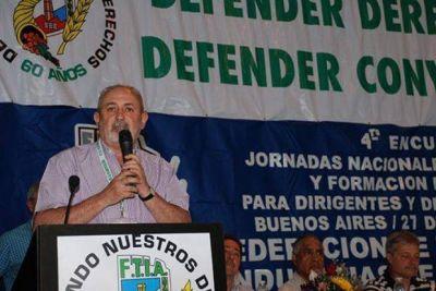STIA Córdoba se pronunció contra el Fondo Monetario Internacional