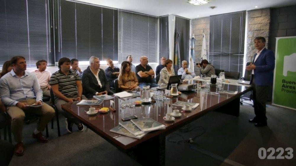 Preocupa la falta de designación del presidente del Consorcio Portuario