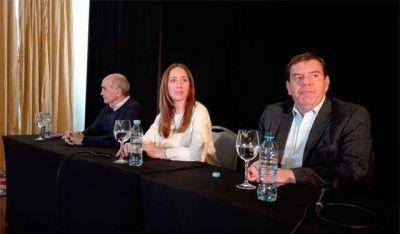 Montenegro se reunirá este martes con Vidal en Mar del Plata