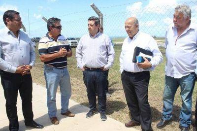 La Municipalidad de Mar Chiquita y el Enohsa avanzan en la puesta en marcha de las cloacas de Santa Clara del Mar