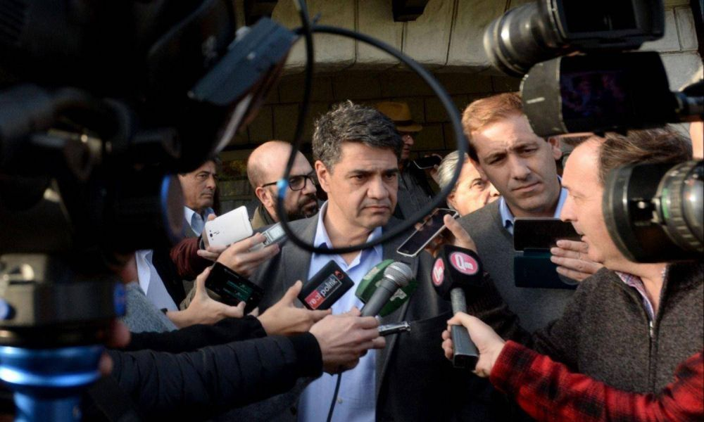 """Macri: """"Sería bueno que el próximo gobernador fuera un intendente"""""""