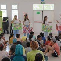 San Fernando enseña a los más chicos hábitos alimentarios saludables y a comer menos azúcares