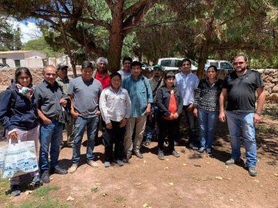 Provincia y Municipios de la Quebrada, ultiman detalles para la gestión de residuos en Carnaval