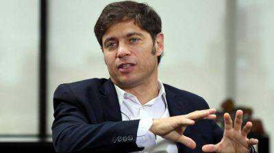 """Kicillof: """"Sin una buena renegociación de la deuda, no hay gobierno exitoso posible"""""""