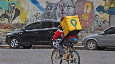 Protesta 2.0: huelga de repartidores colapsa la aplicación de Glovo