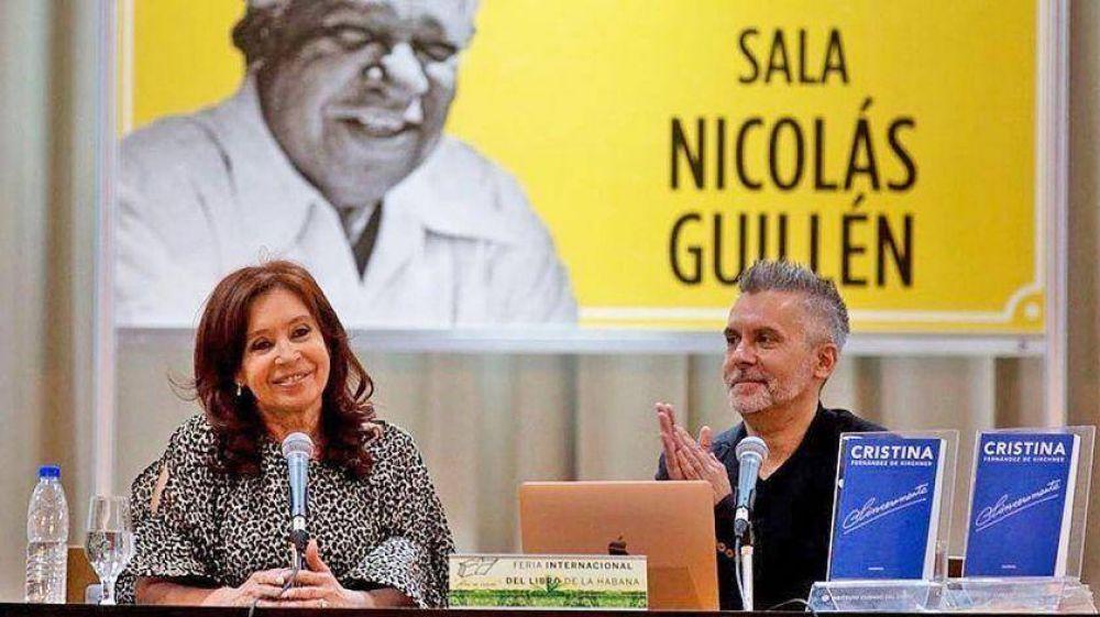 Cristina y Máximo no aplacan las peleas domésticas y se enfocan contra el FMI