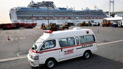 El argentino contagiado de coronavirus en Japón