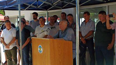 Centro de Empleados de Comercio de Quilmes inauguró su nuevo camping en la ribera