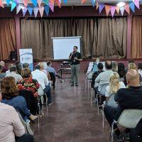 Comenzaron en Mar del Plata las jornadas de capacitación para los colegios del obispado