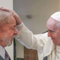 El Papa a Lula: