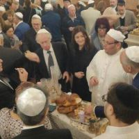 Un Shabat muy emotivo se realizó en la Sinagoga restaurada de Alejandría en Egipto
