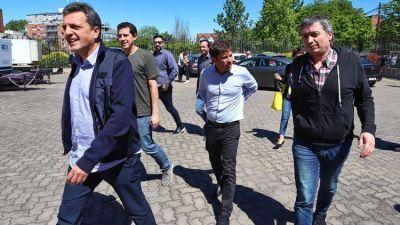 Axel Kicillof busca conformar un espacio de diálogo con Sergio Massa, Máximo Kirchner y los diputados del Frente de Todos
