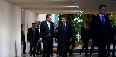 Jair Bolsonaro reiteró que está listo para reunirse con Alberto Fernández y dijo que los cancilleres fijarán la fecha