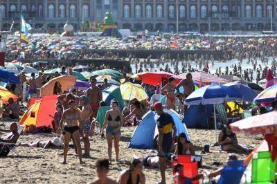 Mar del Plata recibió casi 650.000 turistas en la primera quincena de febrero
