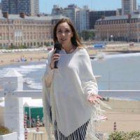 Vidal regresa al ruedo político en Mar del Plata