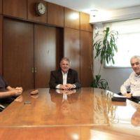 Histórico: avanzan las gestiones para el retorno del tren de cargas a Berisso
