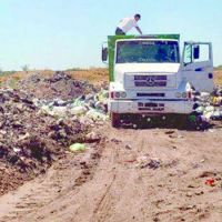 Luego de años sin prestar servicio, EUCOP retiró el cargo por uso de agua potable en el GIRSU