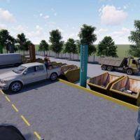 Se habilitará en Viedma un depósito de residuos para el descarte de escombros, ramas y basura electrónica