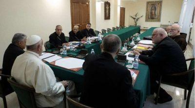 El Papa comienza nueva reunión con el Consejo de Cardenales