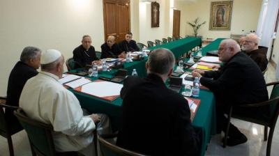 Reforma de la Curia: Papa y Consejo de Cardenales ultiman detalles