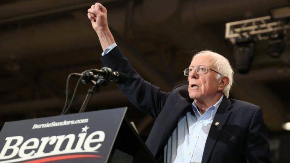 «Bernie sería el primer presidente judío en los Estados Unidos»: Así se presenta en un spot de campaña, Bernie Sanders, el candidato demócrata