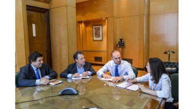 Finaliza la misión del Fondo y Guzmán viaja al G20 en busca de apoyos